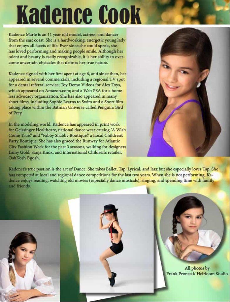 Ultra Style & Talent Magazine